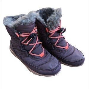 Sorel Whitney Short Lace Winter Boot